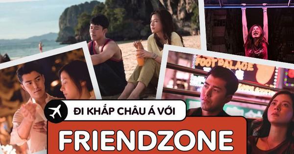 Nhờ xem ''Friend Zone'' mà 500 anh em biết thêm một loạt địa điểm hay ho để đi du lịch hè này!