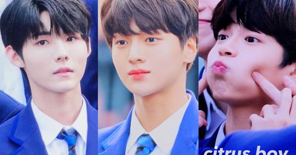 Dàn trai đẹp trong 101 thí sinh ''Produce X'' gây bão tại buổi ra mắt: Cực phẩm, chưa debut đã có cả chục fansite