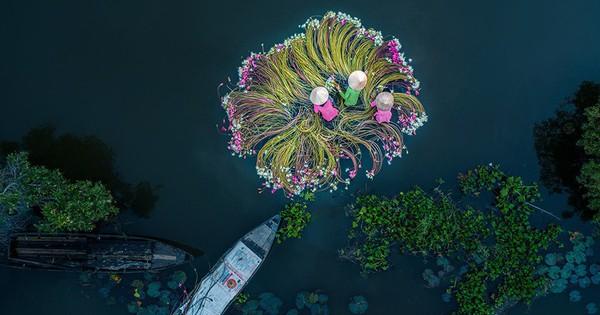Góc hãnh diện: 3 ảnh chụp ở Việt Nam được vinh danh là ''Ảnh drone vui tươi nhất'' và ''Ảnh drone thể thao đẹp nhất thế giới''
