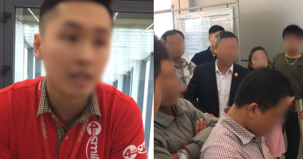 Tranh cãi clip hành khách xưng mày - tao, đe dọa nhân viên VietJet khi bị delay: ''Túm cổ đấm cho một phát, bắt nó gọi giám đốc ra đây!''