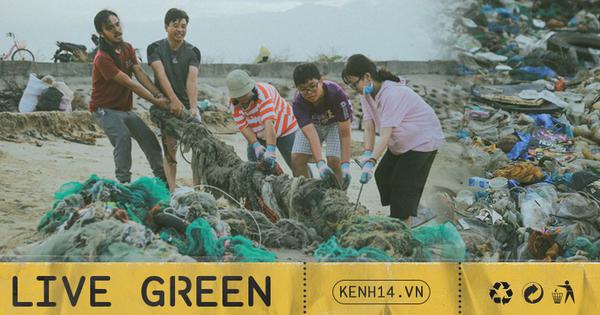 Không chờ phong trào #ChallengeForChange, nhóm bạn trẻ Phan Thiết đã miệt mài dọn rác suốt 1 năm qua: ''Chỉ dừng khi thành phố không còn rác nữa!''