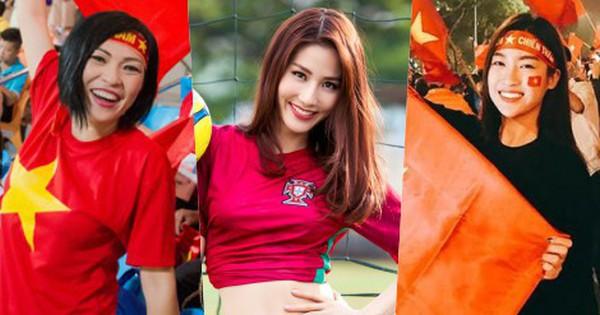 Sao Việt vỡ oà trước chiến thắng đậm nhất trong lịch sử của đội tuyển Việt Nam trước U23 Thái Lan