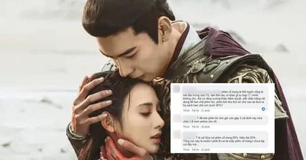 Tổng cục điện ảnh Trung vừa ban lệnh hạn chế phim cổ trang lại... gỡ lệnh, netizen gay gắt: ''Bệnh!''