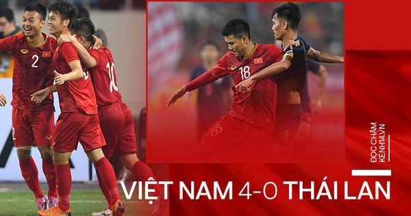 Vì sao thắng Thái Lan, Việt Nam còn vui hơn cả đoạt chức vô địch