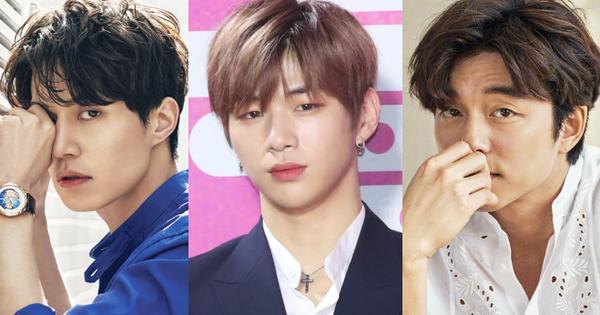 Top sao nam hot nhất Kbiz: Tài tử ''Train to Busan'' dẫn đầu, Kang Daniel không hoạt động vẫn vượt mặt Lee Dong Wook