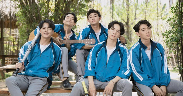 10 trai đẹp cực phẩm của