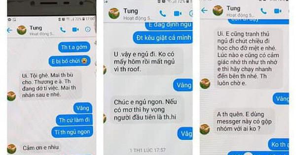 Thầy giáo nhắn tin gạ tình nữ sinh lớp 10 bị kỷ luật cảnh cáo, điều chuyển khỏi Trường THPT chuyên Thái Bình