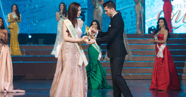 Chung kết Hoa hậu Chuyển giới Quốc tế 2019: Nhật Hà thắng giải phụ, tiến thẳng vào Top 6