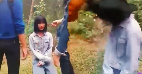 """Xuất hiện thêm clip nhóm 5 nữ sinh bắt bạn quỳ, tát liên tiếp vào mặt: """"Mi nói với gia đình và nhà trường biết là chết với tao"""""""