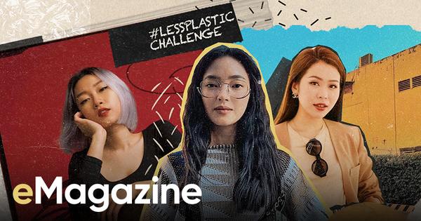#LessPlasticChallenge: Clip 1 tuần thử sống 'thiếu nhựa' của Châu Bùi, Dạ Miêu và Let's Play Makeup - Tưởng không khó mà khó không tưởng