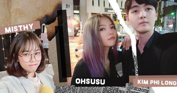 Vũ trụ ''phốt'' streamer: Misthy tố bị Ohsusu cắm sừng, người yêu Ohsusu khoe ''qua đêm'' cùng Misthy