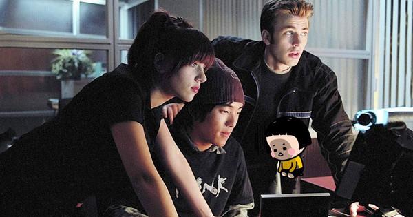 Nâng điểm đã là gì, học sinh trên màn ảnh còn dùng cả công nghệ 4.0 để