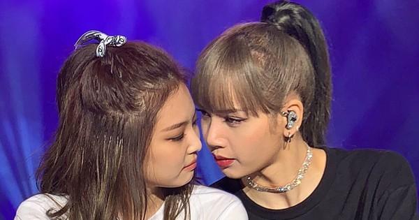 Thuyền Jenlisa được dịp căng buồm ra khơi: Jennie và Lisa thả thính nhau đến mức nghiện tại concert Black Pink ở Mỹ