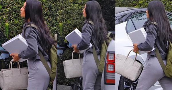 Sinh viên đại học U40 Kim Kardashian: Tưởng khiêm tốn nhưng vẫn đi thi bằng siêu xe, không quên cắp túi 2 tỉ bên người