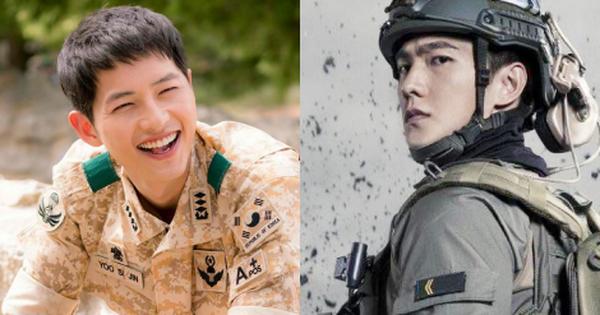 Quên đại úy Song Joong Ki đi, Dương Dương mới là quân nhân điển trai xuất sắc nhất Châu Á!