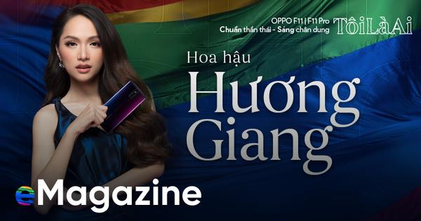 """Hoa hậu Hương Giang: """"Tôi tự hào với những điều bất công trong cuộc sống"""""""