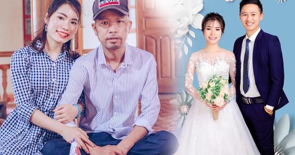 Nghẹn ngào câu chuyện cô gái cưới gấp để hoàn thành tâm nguyện của người bố ung thư: ''Đám cưới mà không có bố thì không còn ý nghĩa''