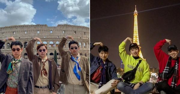Bộ ảnh du lịch chứng minh rằng: Mấy đứa ế hoá ra lại hay, đi chơi thoả thích với nhau mà không sợ bị người yêu ý kiến