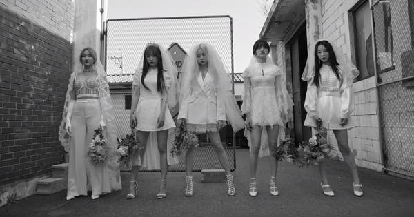 EXID đối đầu WINNER bằng MV ''quẩy'' cực sung, riêng 1 thành viên quá bốc lửa vì trang phục siêu sexy