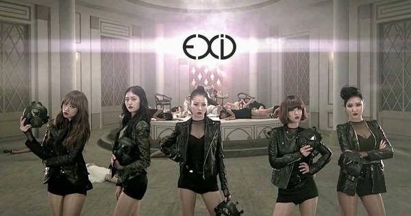 Cận kề ngày chia tay, EXID ngậm ngùi diễn lại ca khúc ý nghĩa nhất của nhóm