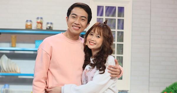 Hari Won bất ngờ khi hot streamer Cris Phan công khai bạn gái trên truyền hình