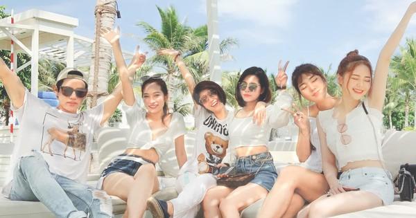Bạn gái Dương Khắc Linh đưa cả hội bạn thân đi du lịch, tổ chức tiệc độc thân trước ngày cưới