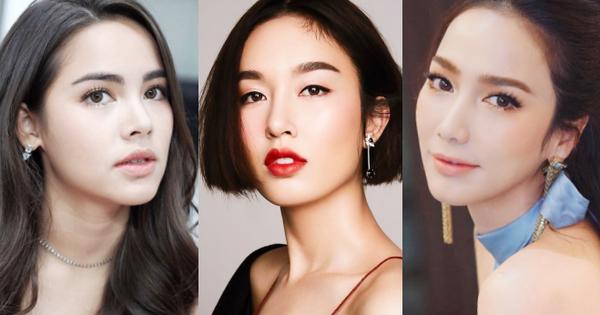 Thái Lan tụ hội dàn mỹ nhân sở hữu khung xương mặt đẹp nhất: Mình Hoa hậu chuyển giới lấn át dàn đại mỹ nhân U40!