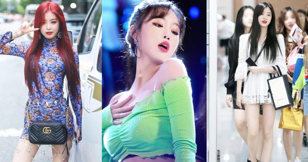 Nữ idol vừa ra mắt 1 năm đã gây sốt: Body ''chuẩn từng milimet'' chẳng kém Lisa, thần thái đọ với Jennie (BLACKPINK)