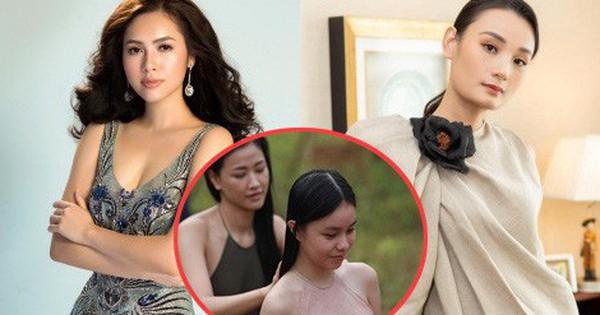 Sao Việt lên tiếng trước ồn ào Vợ Ba dừng chiếu: Á hậu Hoàng My thất vọng, Lê Thúy không thể hiểu nổi lý do