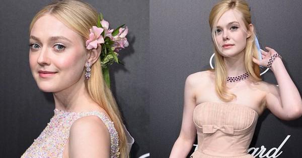 Cặp chị em hot nhất Hollywood đọ sắc tại tiệc Cannes: Cô chị sến sẩm và xuống sắc bao nhiêu, cô em xinh đẹp bấy nhiêu