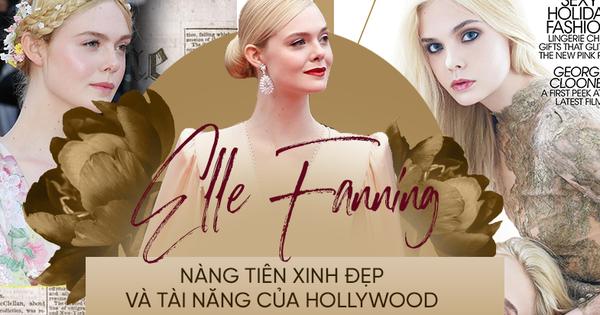 ''Giám khảo trẻ nhất lịch sử Cannes'' Elle Fanning: Đẹp vô thực, từ bóng của chị gái thành ''cô tiên nước Mỹ'' quyền lực