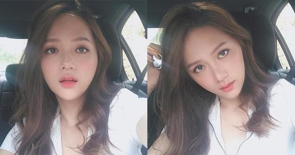 Đâu cần tô trát kĩ, Hương Giang makeup ''sương sương'' vẫn ăn đứt gái xinh xứ Hàn