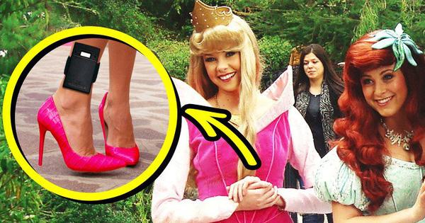 9 bí mật đằng sau vẻ hào nhoáng của những cô công chúa làm việc tại Disney World
