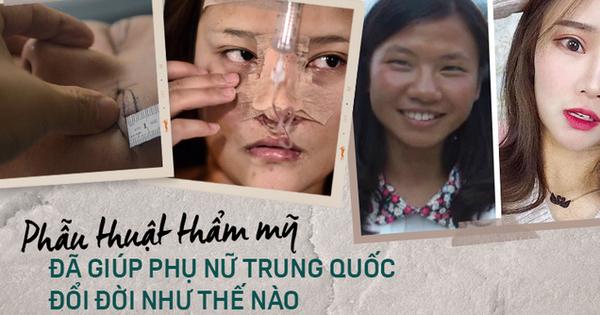 Những cô gái ''đập mặt xây lại'' ở Trung Quốc: Đời sang trang nhờ diện mạo mới đến nỗi xem bác sĩ thẩm mỹ là cha mẹ thứ 2