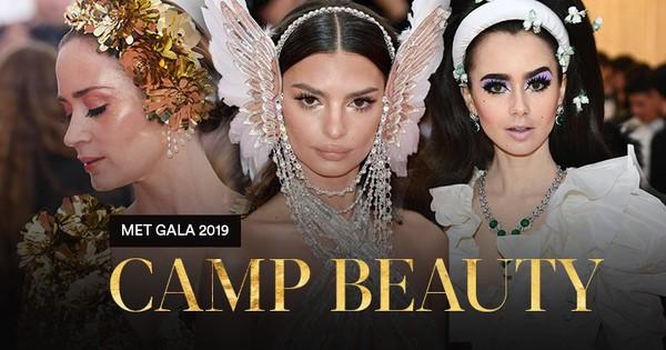 Nào chỉ có váy áo 'làm màu', Met Gala 2019 còn ngập tràn những khoảnh khắc beauty đẹp đến mộng mị