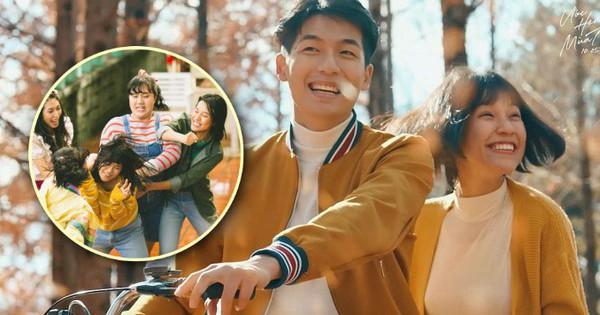 Từ Tháng Năm Rực Rỡ đến Ước Hẹn Mùa Thu: Đạo diễn Nguyễn Quang Dũng vừa xào lại món cũ?