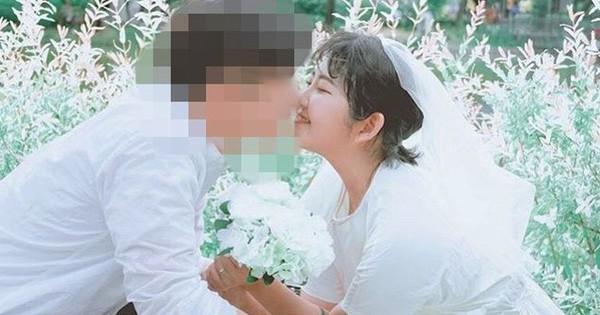 Ngỡ ngàng hình ảnh con gái cố diễn viên Choi Jin Sil chụp hình cưới với bạn trai, chuẩn bị kết hôn ở tuổi 17?