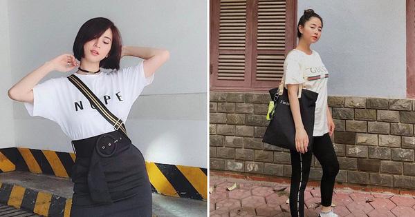 Street style hot mom Việt: Ngọc Anh, Nam Thương cùng loạt người đẹp lên đồ xì tin 'hack tuổi' và quan trọng là mát mẻ hết nấc