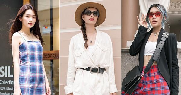 Street style giới trẻ Việt tuần qua: chẳng ưu tiên đồ mát mẻ, các bạn trẻ bất chấp mặc ngốt miễn sao có hình OOTD thật chất