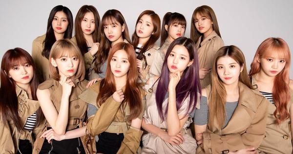Không như TWICE, thành tích của IZ*ONE ở Nhật giảm nhưng hơn Red Velvet vì fan ''đọ album không đọ view''