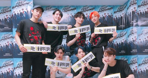 Đại gia đình JYP dự concert GOT7: TWICE vắng mặt vì bận, ''bố Park'' cả gan ''quẩy banh'' khán đài