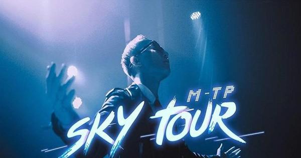 Sơn Tùng M-TP tiết lộ 3 điểm đến đầu tiên của Sky Tour 2019 cùng giá vé và loạt quà tặng hấp dẫn rồi đây!