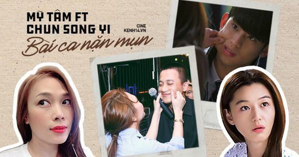 Mỹ Tâm và ''mợ chảnh'' Chun Song Yi: Hai chị đẹp thích ''nặn mụn'', yêu trai trẻ và đáp trả tin hẹn hò siêu gắt