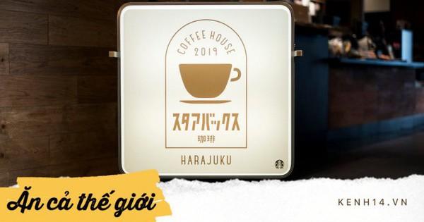 Nhật Bản chuyển từ thời Bình Thành sang Lệnh Hoà, Starbucks 'lột xác' đến mức không ai nhận ra