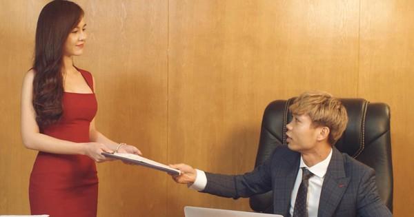 Công Phượng bất ngờ hóa thân làm ''Big Boss'' bên nữ MC nóng bỏng Thu Hoài
