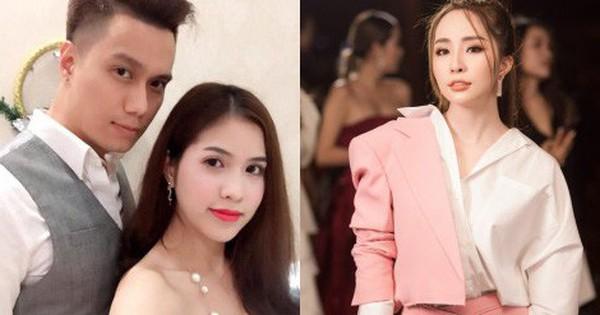 Bị nghi là người thứ ba chen vào cuộc hôn nhân của Việt Anh, Quỳnh Nga chính thức lên tiếng