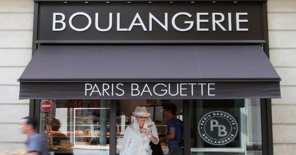 Paris Baguette - Mang hương vị bánh Pháp đến với người Việt