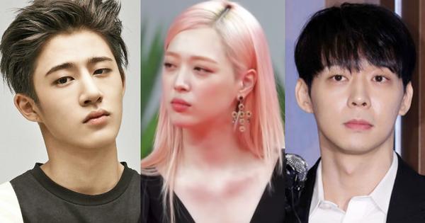 Lần đầu lên tiếng về nghi án dùng ma tuý, Sulli đã ''tiện thể'' đá xoáy được luôn cả Park Yoochun và B.I (iKON)?
