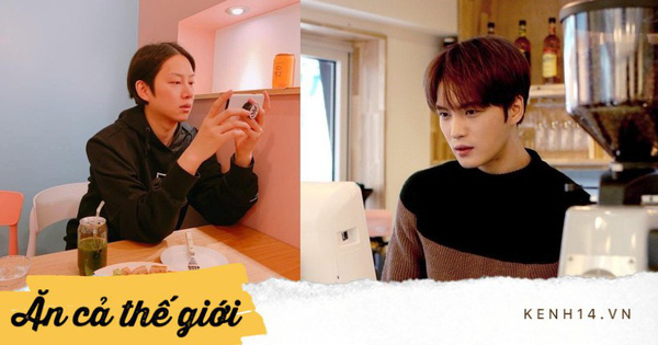 Jaejoong (JYJ) mở quán trà sữa ở Nhật, anh em 'bạn dì' Heechul (Super Junior) cũng ghé ủng hộ