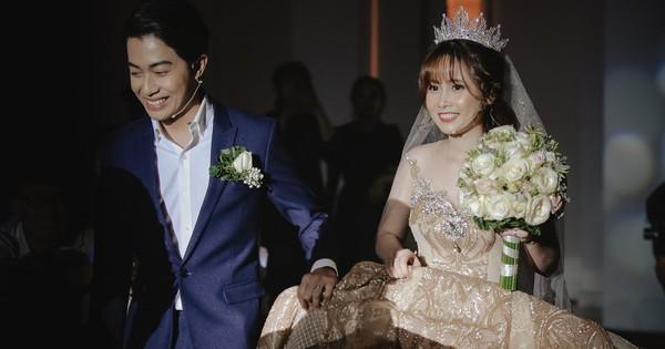 """Cưới được vợ xinh, Cris Phan còn khiến dân tình ăn bánh gato đã đời với câu nói: """"Việt Nam 95 triệu người, anh tìm được em là một kỳ tích"""""""